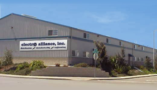 electro alliance building